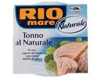 Rio Mare tuňák ve vlastní šťávě 4x160g