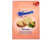 Manner Dortíky 1x400g