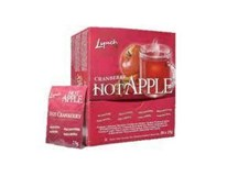 Lynch Hot Apple čaj instantní horká brusinka 50x23g