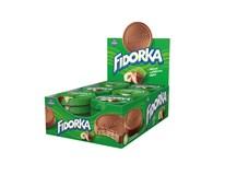 Opavia Fidorka Lux mléčná s oříšky 30x30g