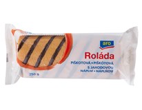 ARO Roláda jahodová 1x250g
