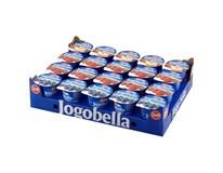 Zott Jogobella Jogurt Standard ovocný mix (jahoda+pečené jablko+borůvka) chlaz. 20x150g