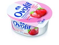 Milko Ovofit Mix Tvarohový dezert jahoda-ananas chlaz. 4x140g