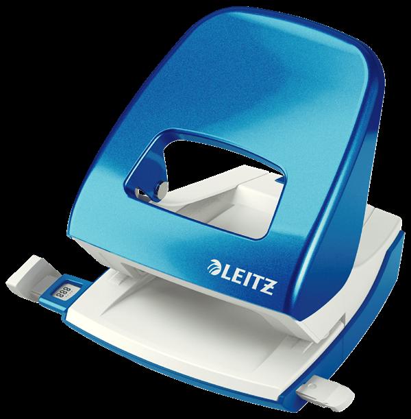 Leitz Locher NeXXt Blau-Metallic