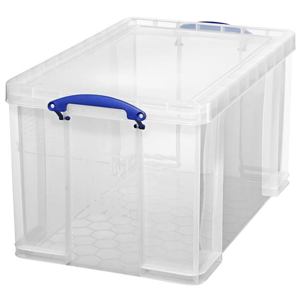 Really Useful Products Aufbewahrungsbox 84 l