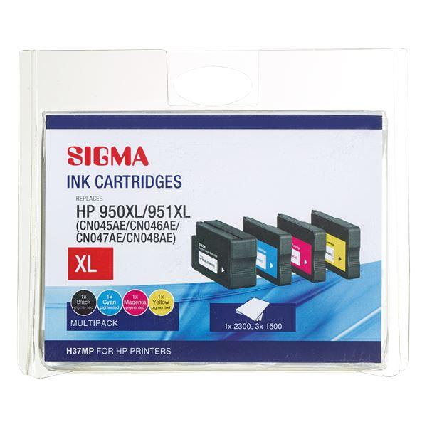 Sigma Tintenpatronen Multipack H37