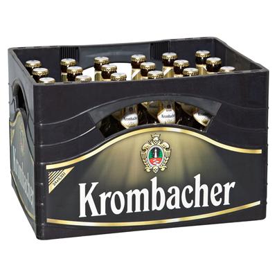 Metrode Krombacher Pils Lose 24 X 033 L Flaschen