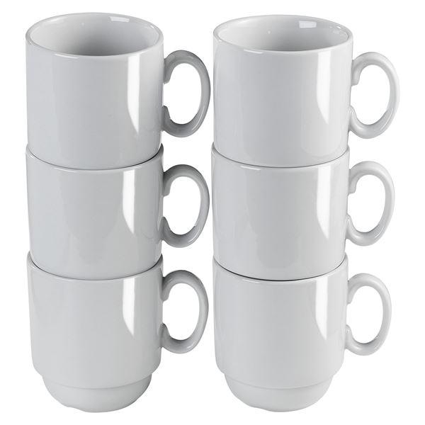 Van Well Trend Basic Kaffeebecher 25,5 cl - 6 Stück