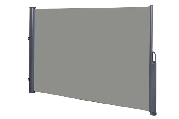 Tarrington House Seitenmarkise 1,8 x 3,5 m Silber