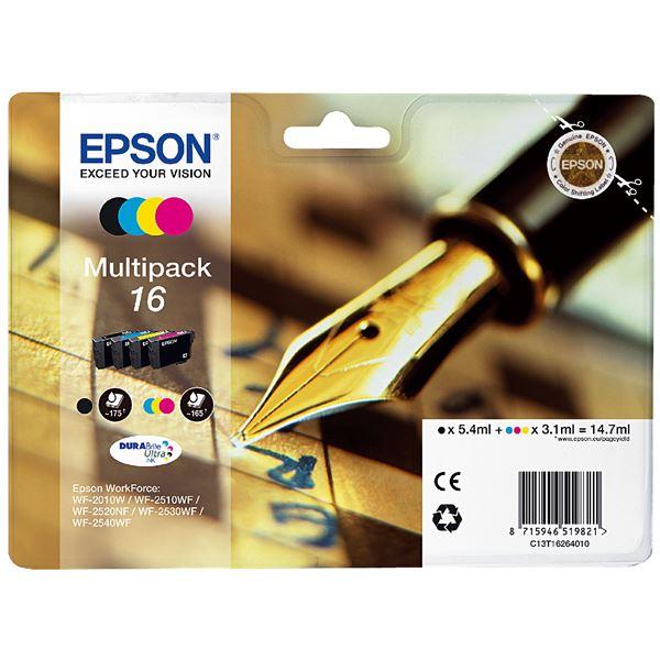 Epson Tintenpatrone T1636XL Multipack