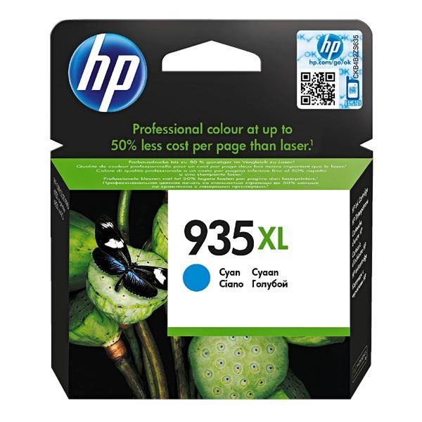 HP Tintenpatrone 935XL Cyan