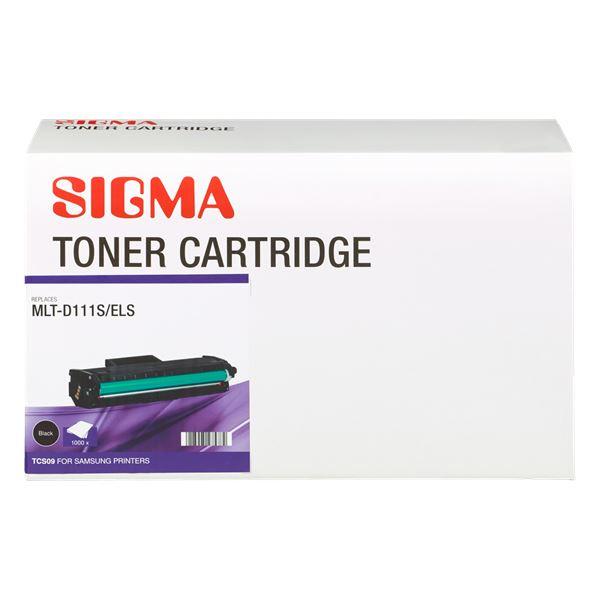 Sigma Toner TCS09 Samsung MLT-D111S/ELS