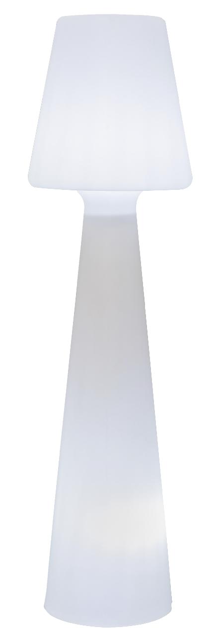 Außenleuchte Weiß