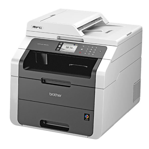 Brother MFC-9142 CDN Farblaser Multifunktionsdrucker
