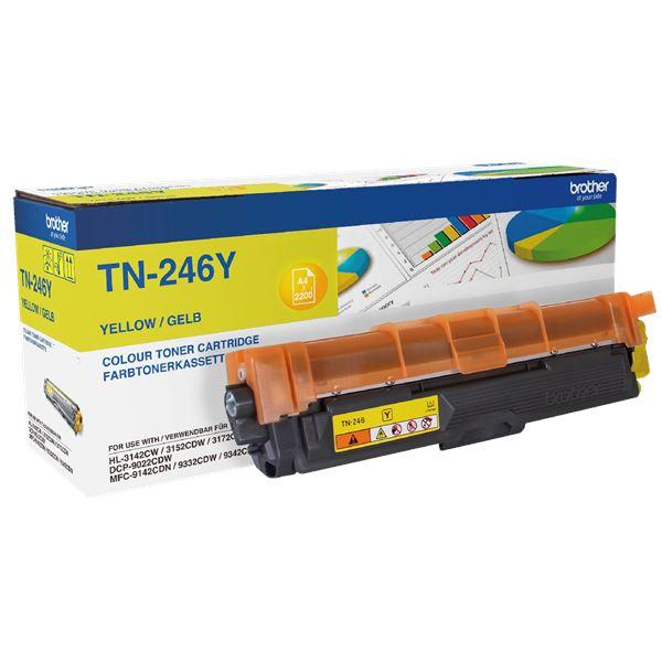Brother Toner TN-246Y