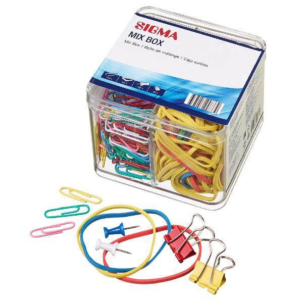 Sigma Mix Box