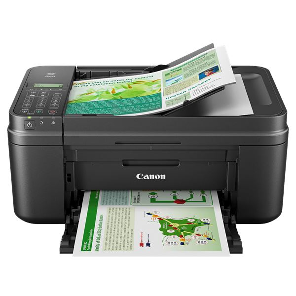 Canon PIXMA MX495 Tintenstrahl Multifunktionsdrucker mit FINE Druckköpfen 4IN1