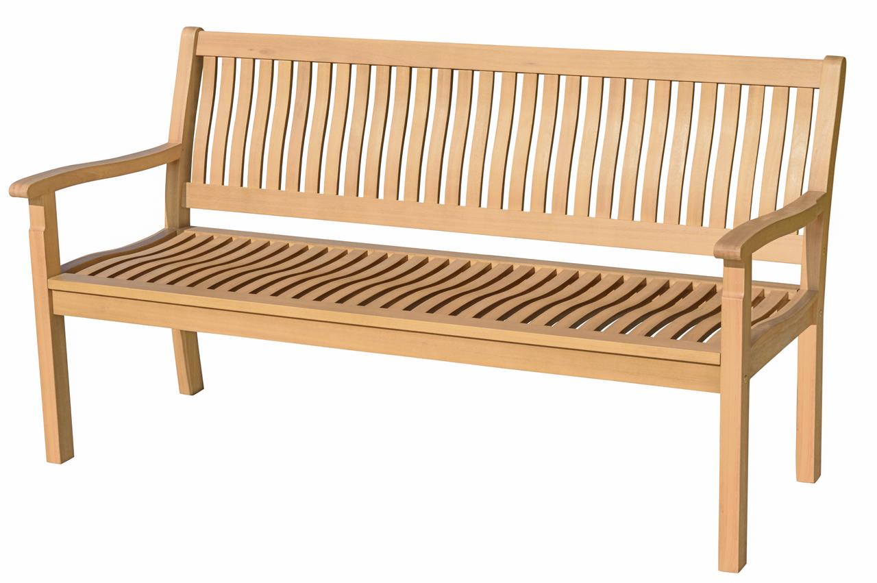 tarrington house 3er bank bolton naturholz outdoor m bel. Black Bedroom Furniture Sets. Home Design Ideas