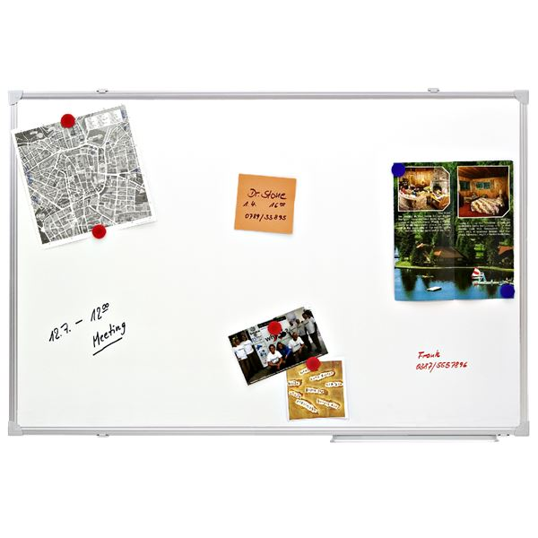 Franken Magnetische Schreibtafel X-tra Line 45  x  30 cm