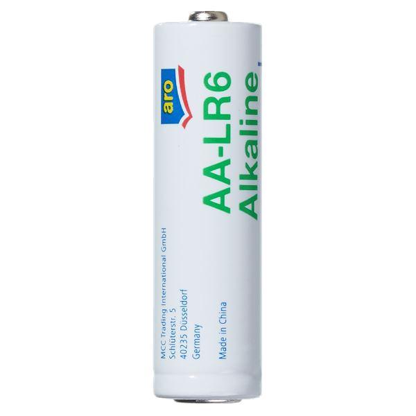 aro Mignon AA-LR6 Alkaline Batterien