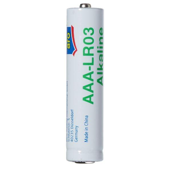 aro Micro AAA Batterien