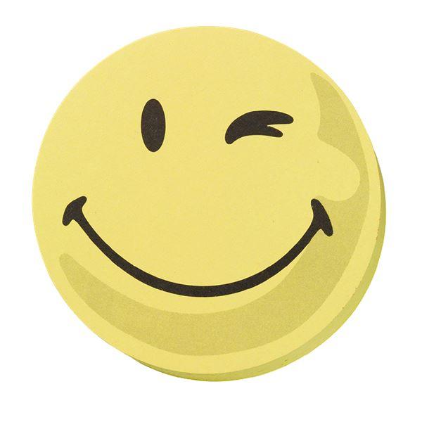 Franken Wertungssymbol Smiley positiv - 100 Stück