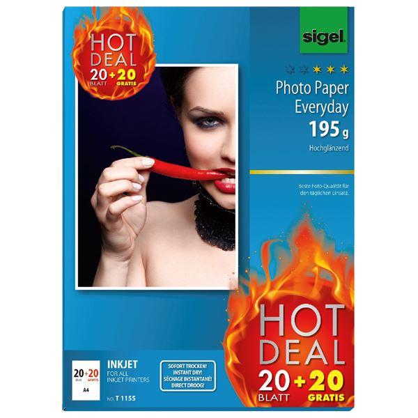 Sigel T1155 HOT DEAL InkJet Everyday DIN A4