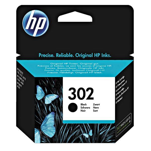 HP Tintenpatrone 302