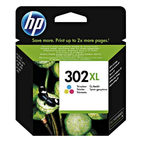HP Tintenpatrone 302XL