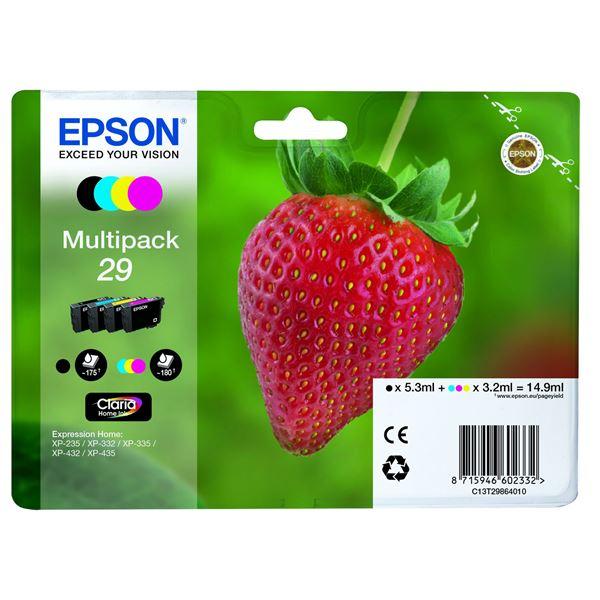 Epson Tintenpatronen T2986 Multipack