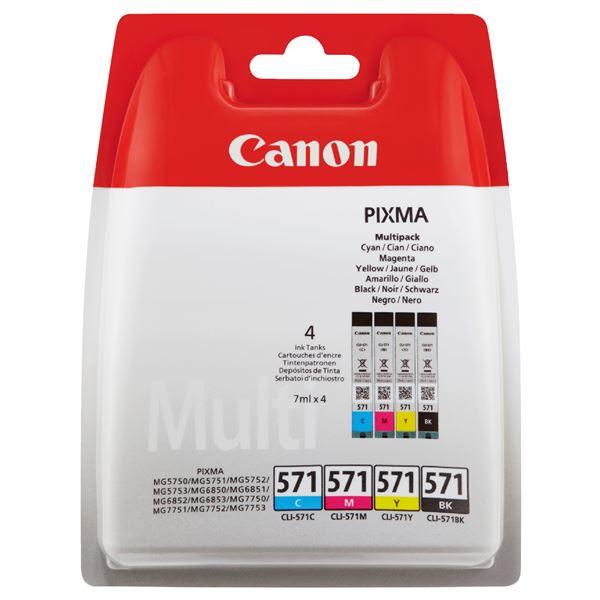 Canon Tintenpatronen CLI-571