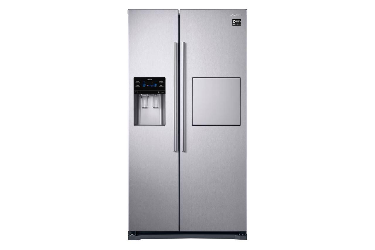Kühlschrank No Frost Bauknecht : Samsung side by side rs53k4600sa eg eek: a kühl