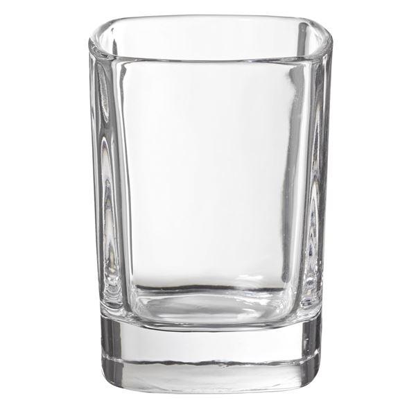 H-Line Servierglas Kubisch 6,3 cl - 6 Stück