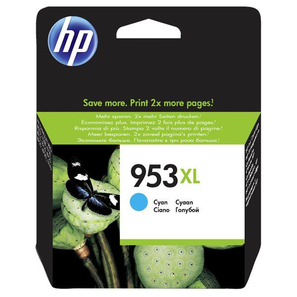 HP Tintenpatrone 953Xl Cyan