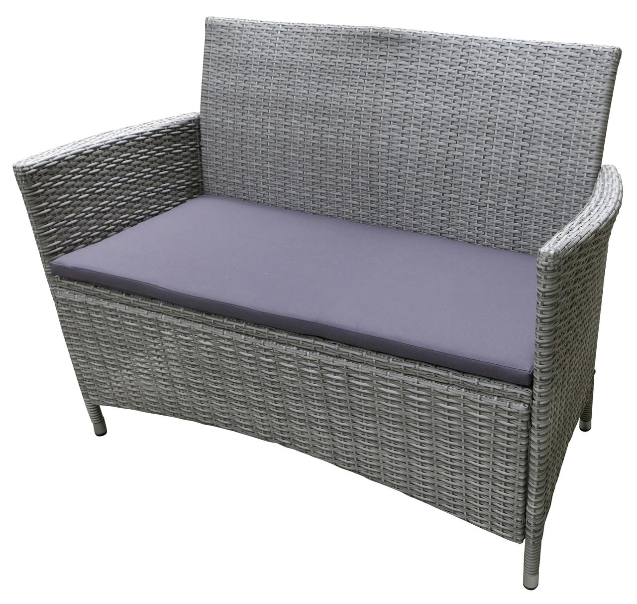 tarrington house bank noelani schwarz silber b nke. Black Bedroom Furniture Sets. Home Design Ideas