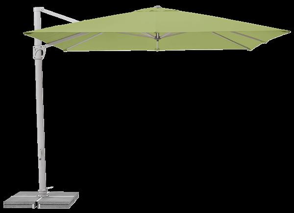 Glatz Ampelschirm Sunflex 3 x 3 m Kiwi