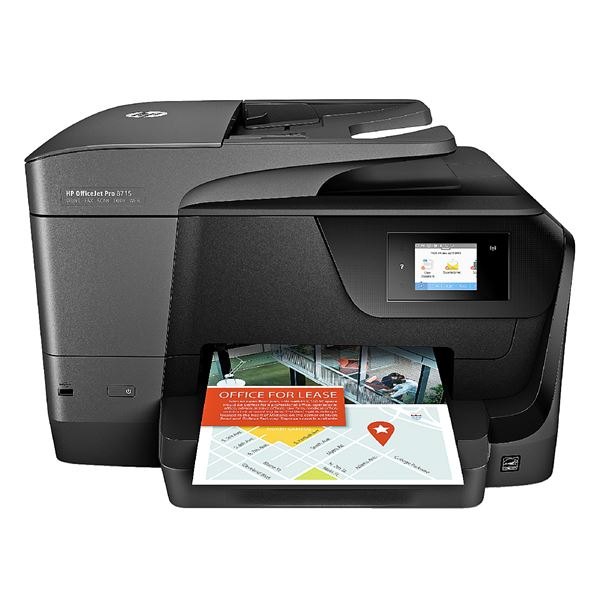HP Office Jet Pro 8715 Tintenstrahl-Multifunktionsdrucker