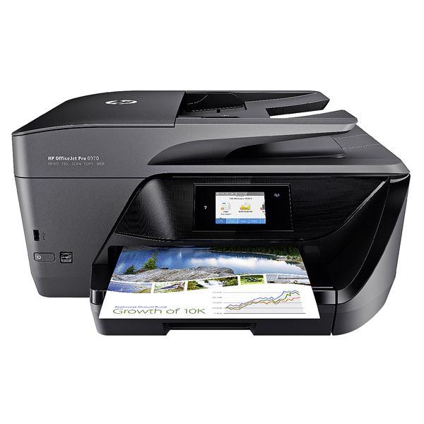 HP OfficeJet Pro 6970 Tintenstrahl Multifunktionsdrucker