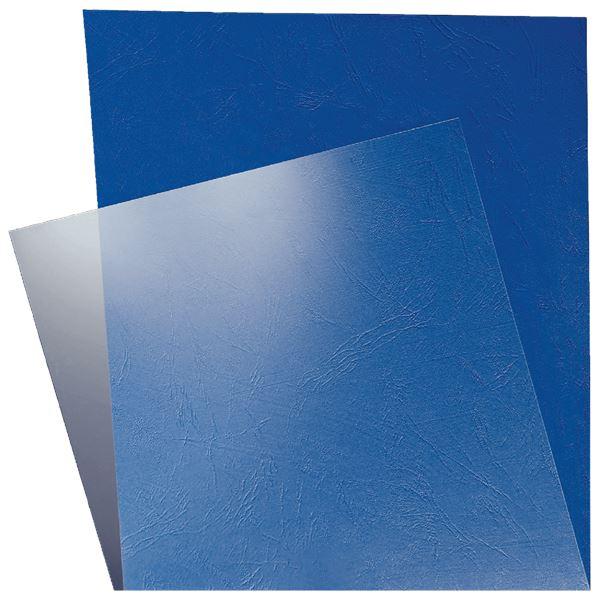 Leitz Deckblätter für Bindesysteme A4 - 100 Stück