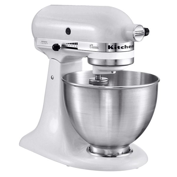 Kitchenaid Küchenmaschine 5K45SSEWH