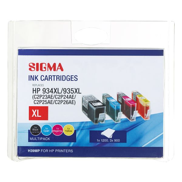 Sigma TIntenpatronen Multipack H39