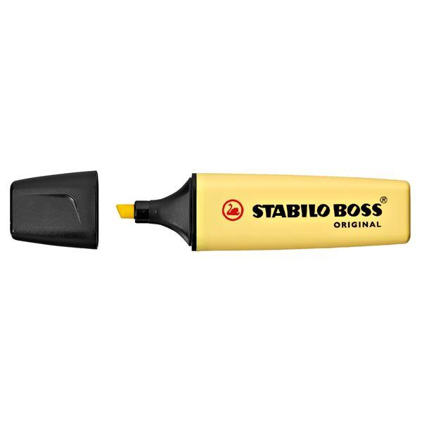 STABILO BOSS Original Pastel Textmarker