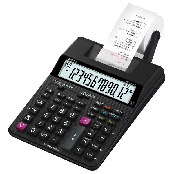 Casio HR-150 RCE Druckender Tischrechner