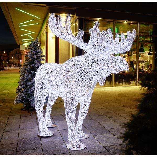 Tarrington House LED-Hirsch 160 cm