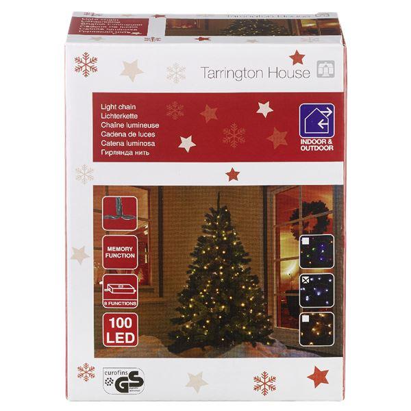 Tarrington House Mini 100 LED-Lichterkette