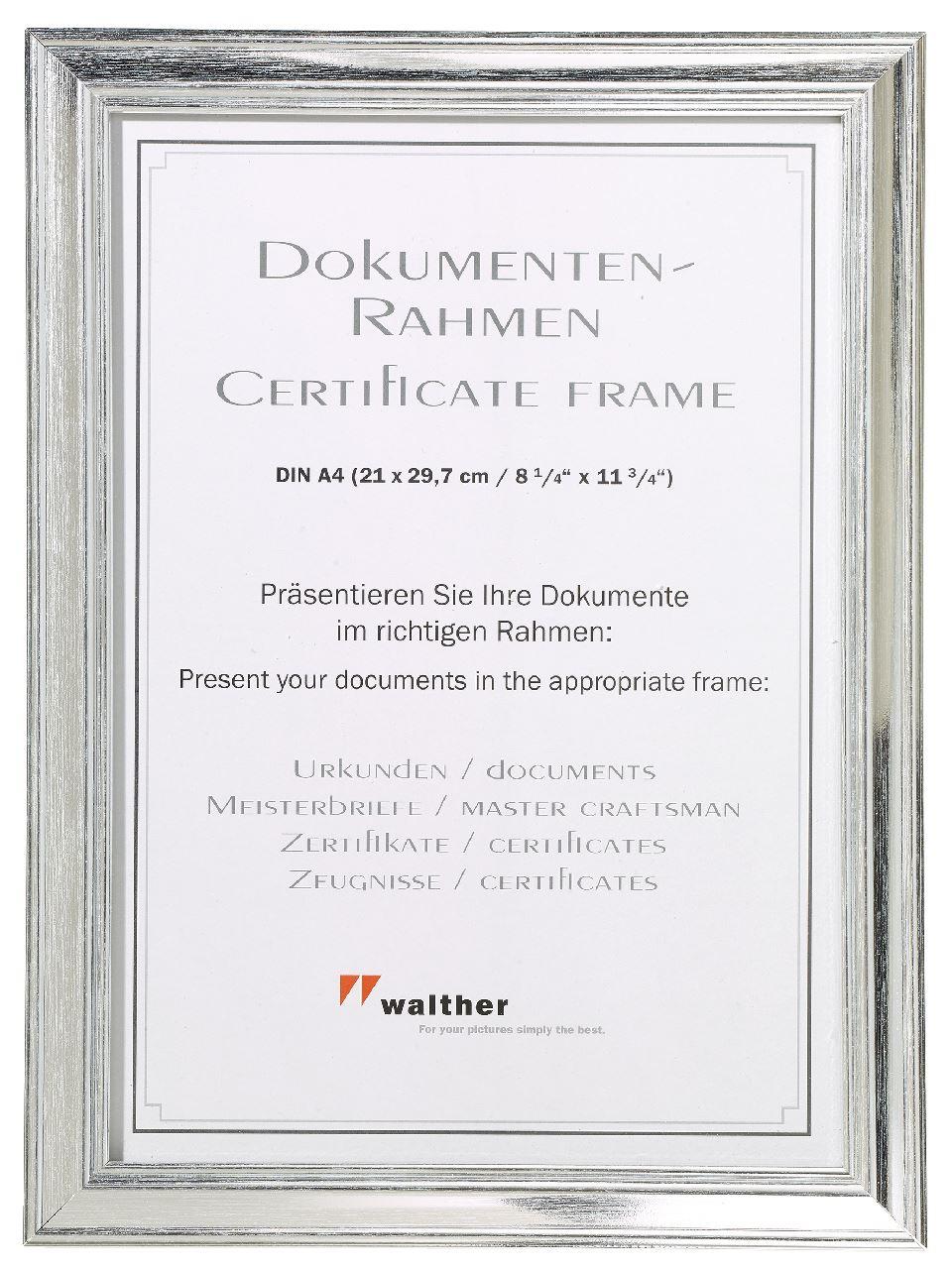 Walther Lounge Design Dokumentenrahmen | Multimedia | Bürotechnik ...