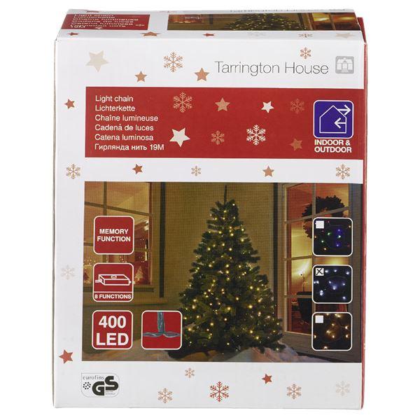 Tarrington House Mini 400 LED-Lichterkette