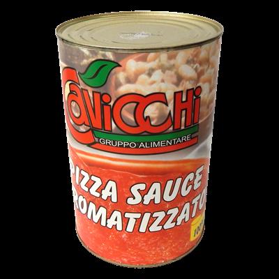 Cavicchi Pizza Sauce Gewurzt 5 Kg Dose Metro