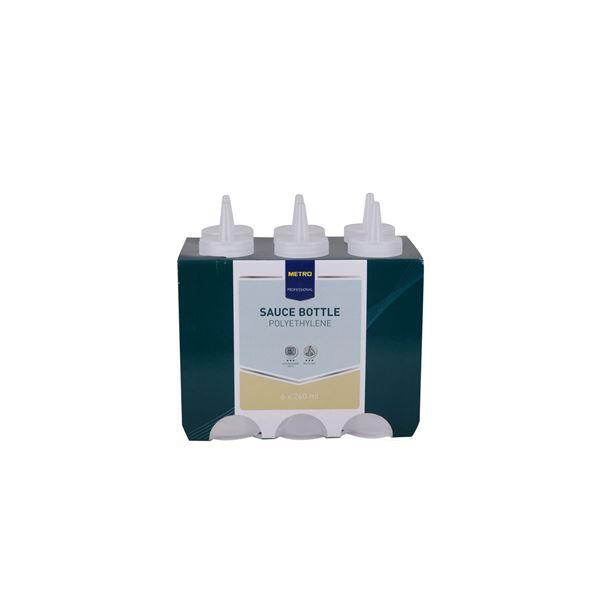 METRO Professional Spenderflasche 260 ml - 6 Stück