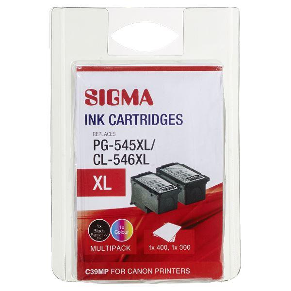 Sigma Tintenpatronen Multipack C39